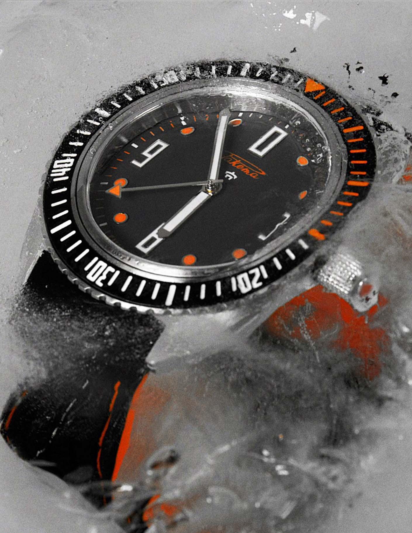 """Raketa """"Amphibia"""" 0252"""